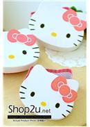 特价~Hello Kitty3合1收纳盒化妆盒