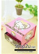 特价~Hello Kitty迷你首饰盒