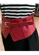 Extra Large~Fashion Belt(Red)